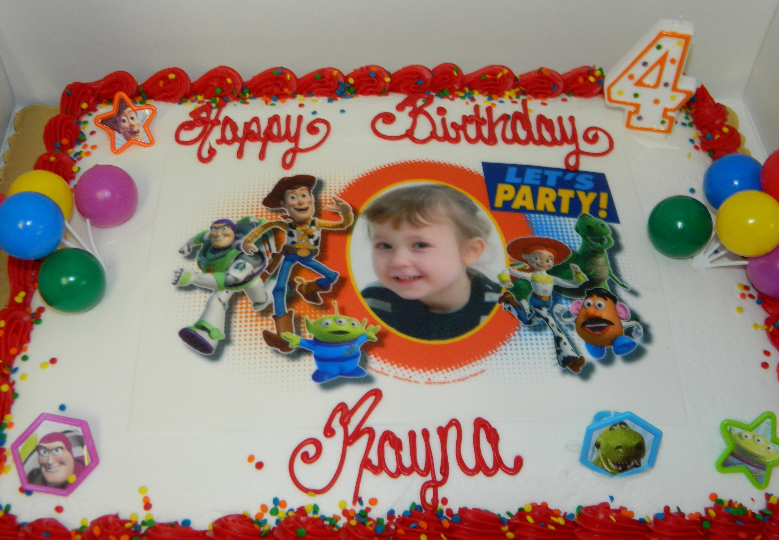 Toy Story Birthday Cake Sams Club Best Cake 2017