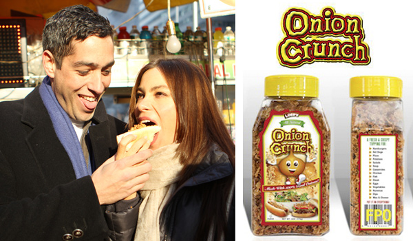No  really  her fiance Nick Nick Loeb Onion Crunch